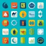 Ramadan Kareem icons — Stock Vector #51748431