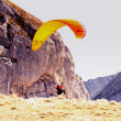 Paragliding — Stock Photo #23407686
