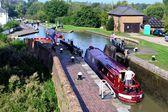 Three Locks, UK — Stock Photo