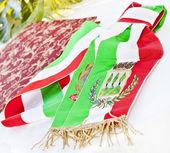 Tricolor flag — Stock Photo