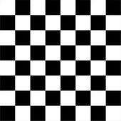 Chessboard checker flag — Stock Photo
