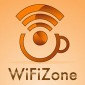 Wifi zone — Stock Vector
