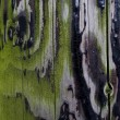 Stock Photo: Tar and Wood Texture