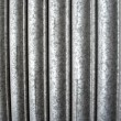 Corrugated Metal — Stockfoto