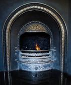 Fireside — Stockfoto