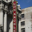 Stock Photo: Los Angeles Theater