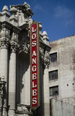 The Los Angeles Theater — Stock Photo
