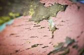Cracked Paint Background — Stock Photo