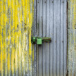 Weathered door — Photo