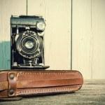 Vintage camera — Stock Photo #31559819