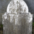 Tombstone — Stockfoto #32751439