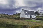 Rural irish cottage — Foto Stock