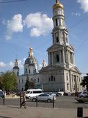 Ucrania, jarkov, la iglesia la foto — Foto de Stock
