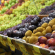 Fresh Fruits On Sale — Stock Photo