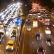 Traffic On Motorway — Foto Stock
