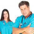 Confident Medical Professionals — Stock Photo
