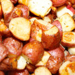 Stock Photo: Roasted Potatoes