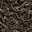 Tea leaves background — Stock Photo