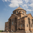 Hripsime church - Stock Photo