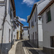 Narrow Albaicin street — Stock Photo
