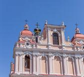 Detalle de la iglesia de san casimiro — Foto de Stock