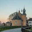 Castle of Coevorden — Stock Photo