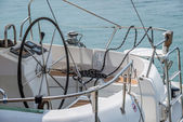 Sailing detail — Stock Photo