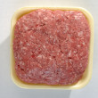Stock Photo: Ground meat