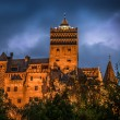 Bran castle — Stock Photo #33890609