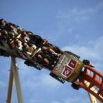 Rollercoaster — Stock Photo #19224067