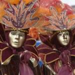 Carnaval van Venetië — Stockfoto #19221047