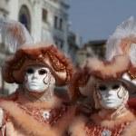 威尼斯狂欢节 — 图库照片