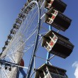 High ferry wheel — Stock Photo