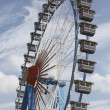 High ferry wheel — Stock Photo #19223887