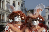Carnaval de veneza — Foto Stock
