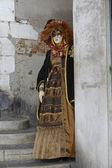Carnaval van venetië — Stockfoto