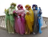 Karnawał w wenecji — Zdjęcie stockowe