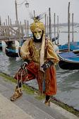 Carnaval de veneza — Fotografia Stock