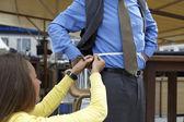 腰の測定 — ストック写真