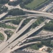 Interchange Aerial - Stock Photo