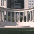 Millennium Monument — Stock Video