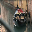 Gondola in Venice — Stock Video