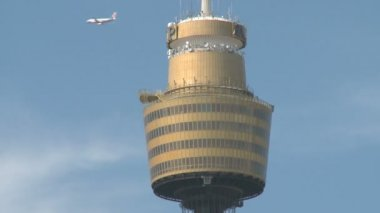 Sydney Tower — Stock Video
