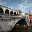 Rialto Bridge Timelapse — Video Stock