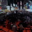 Timelapse New York Times Square — Stock Video