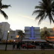 Miami Beach Ocean Drive timelapse — Stock Video