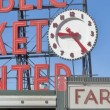Seattle Public Market — Stockvideo