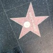 Walk of Fame Marilyn Monroe - Stock Photo