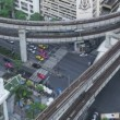 Timelapse Bangkok Traffic — Stok video