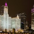 Chicago Michigan Ave - Stock Photo
